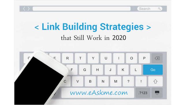 4 Link Building Strategies that Still Work in 2020: eAskme