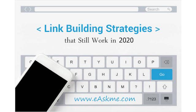 4 Link Building Strategies that Still Work in 2021: eAskme