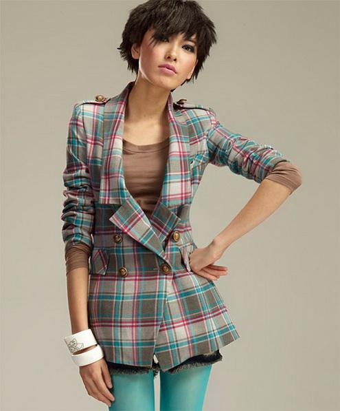 b41517bee48e Модные женские пиджаки 2018 - 60 фото | Lady in Network
