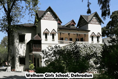 Welham Girls School, Dehradun