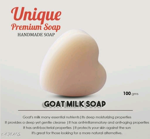 Unique Premium Soap