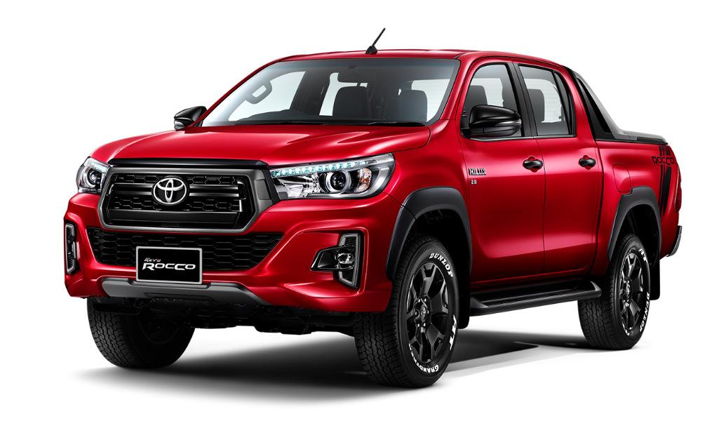Dieciocho Ruedas Nueva Toyota Hilux 2019 Pronto En Latinoamerica