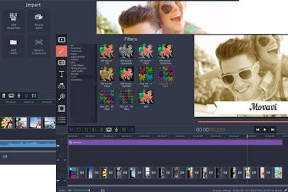 Download Movavi Video Editor 12.1