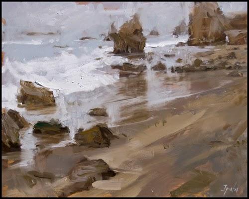 Areia Molhada - Ignat Ignatov e suas mais belas pinturas  ~ Pintora russa
