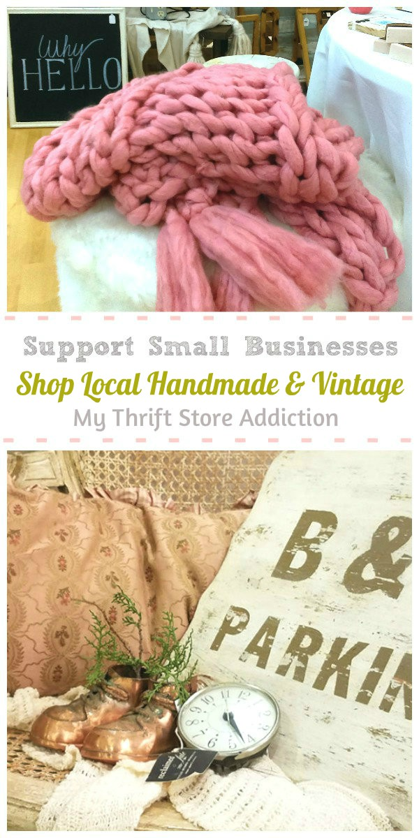 support small business shop local