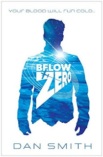 Below Zero by Dan Smith cover