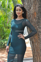 Simran Choudhary Cute beauty with dimples in transparent Green Tight Short Dress ~  Exclusive 017.jpg
