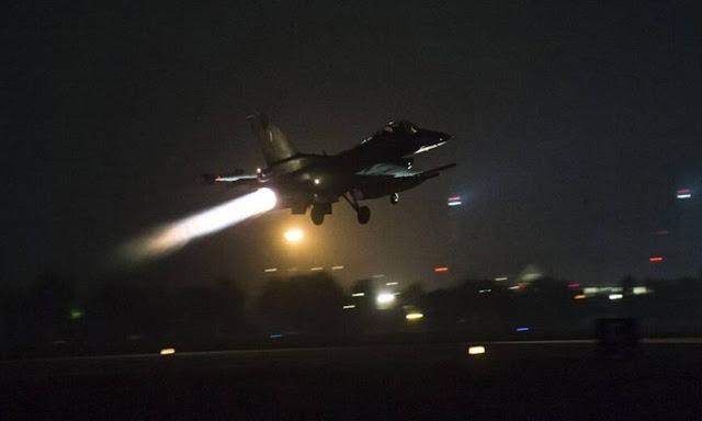 Βραδιά - θρίλερ στο Καστελλόριζο: Χαμηλές νυχτερινές πτήσεις τουρκικών μαχητικών πάνω από το νησί