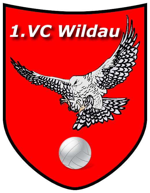 Wappen des 1. VC Wildau