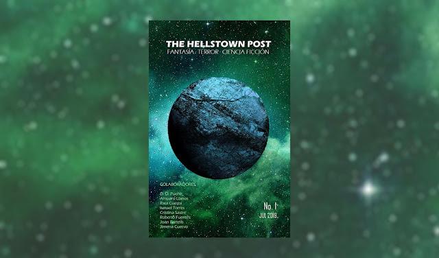 La revista The Hellstown Post, publicación semestral online | Fantasía, ci-fi y terror | Buscamos colaboradores