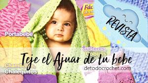 Revista con Patrones para Bebés PDF 🥰