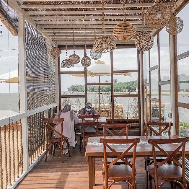 Cafe Baru di Pantai Marina Semarang