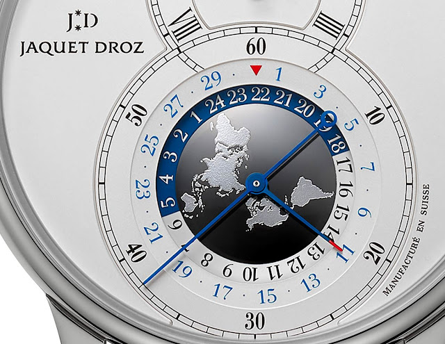 Jaquet Droz Grande Seconde Dual Time J016030241