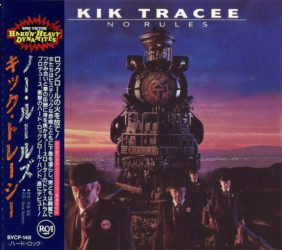 KIK TRACEE - No Rules [Japanese Edition +1] full