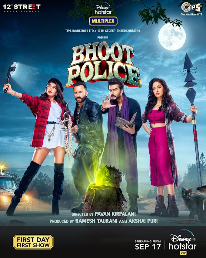 Bhoot police Full Movie download 720p 480p hindiflix.site, fillmyzilla,300mb