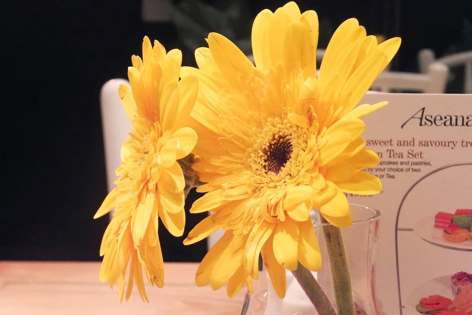 table-flower