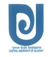 Central University of Gujarat, CUG, freejobalert, Sarkari Naukri, CUG Admit Card, Admit Card, cug logo