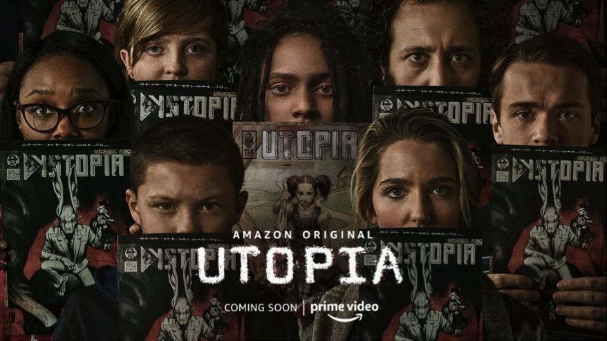 Amazon Prime Video estrena Trailer Utopia
