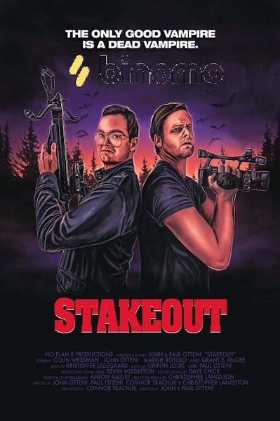Stakeout 2020 HDRip Hollywood Movie 720p Hindi or English 893 MB