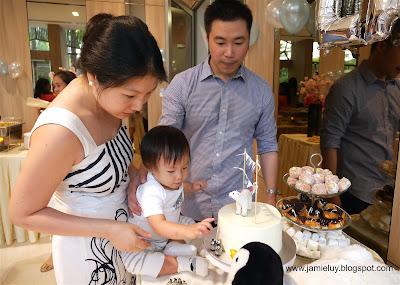 Penguins and Polar Bears Birthday Theme Party