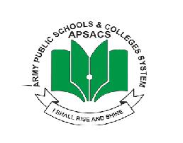 Latest Jobs in Army Public School & College June 2021