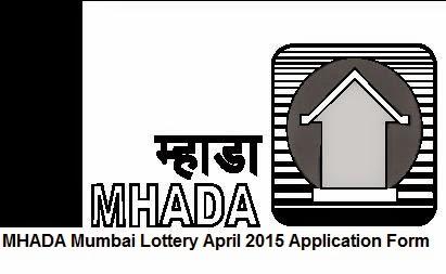 MHADA APPLICATION FORM 2012 PDF