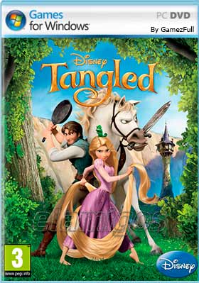Disney Tangled The Video Game (2010) PC Full Español