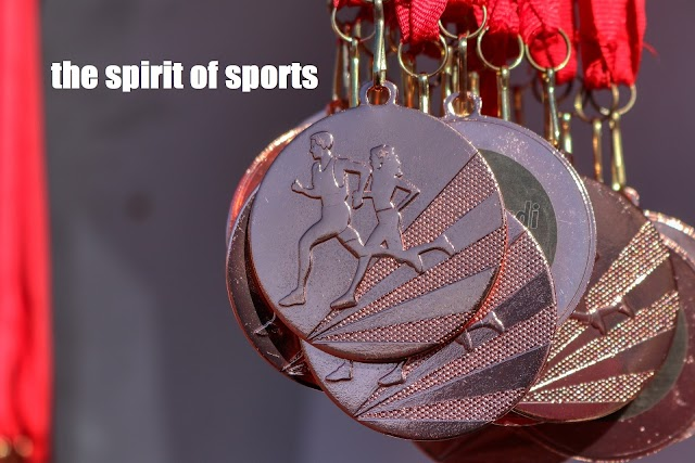 The Spain trio gave up his medal and proved that he possesses the spirit of sports in addition to sports talent ...