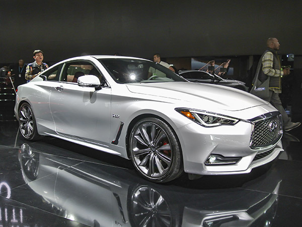 2017 Infiniti Q60 Coupe - Root Cars