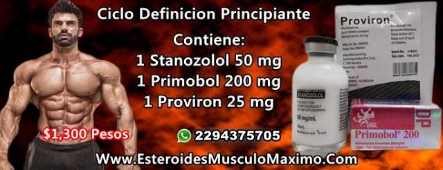 Ciclo de Definicion Principiante - precio ( $1,300 pesos