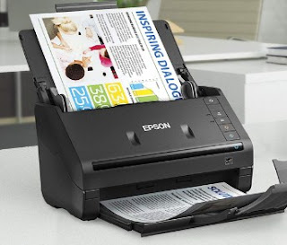 Epson ES-400 Scanner Driver and Software Downloads