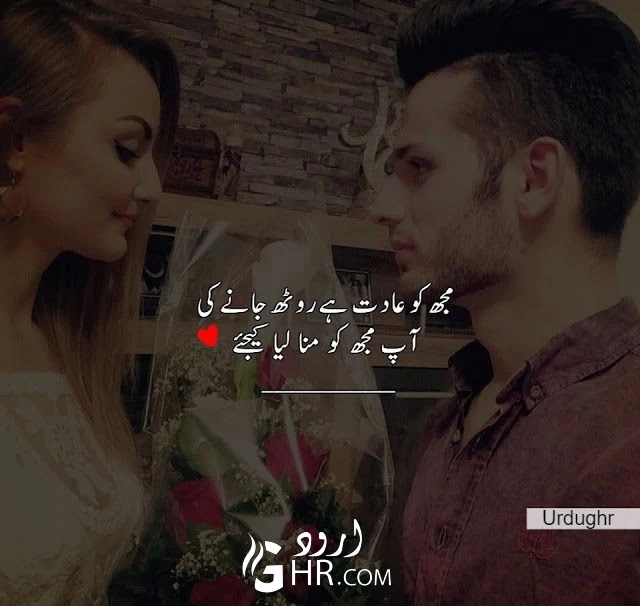Love Shayari Urdu