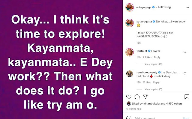 It's time to explore kayanmata Actress Sotayogaga