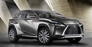 2018 Lexus NX Date de sortie, changement et nouvelle rumeur