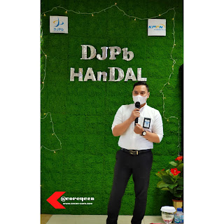 Arisandy Joan Hardiputra - Pegawai Teladan KPPN Surabaya II