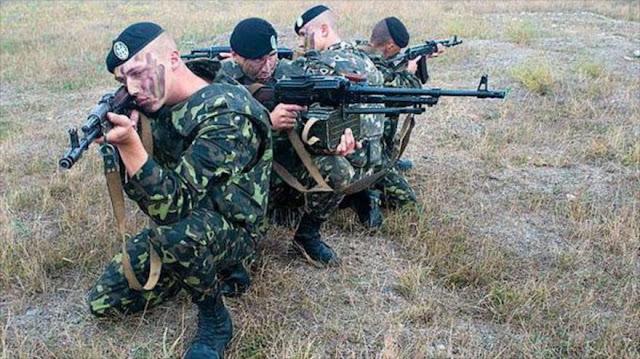 Armada de Ucrania se prepara para recuperar Crimea de Rusia