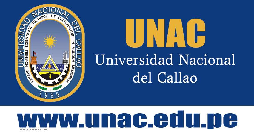 Admisión UNAC 2018-2 (Examen General Domingo 23 Diciembre) Inscripciones Universidad Nacional del Callao - www.unac.edu.pe