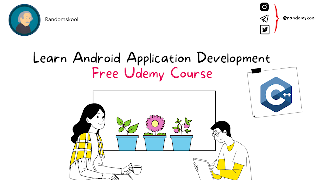 Free Course | Learn Android Application Development | Udemy | Android | Development