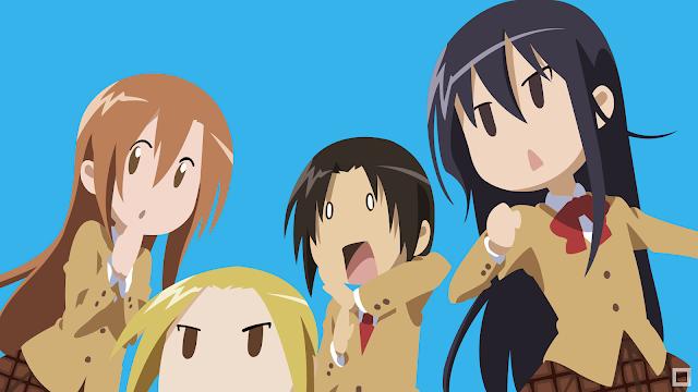 Seitokai Yakuindomo tendrá nueva OVA con su tomo recopilatorio 19