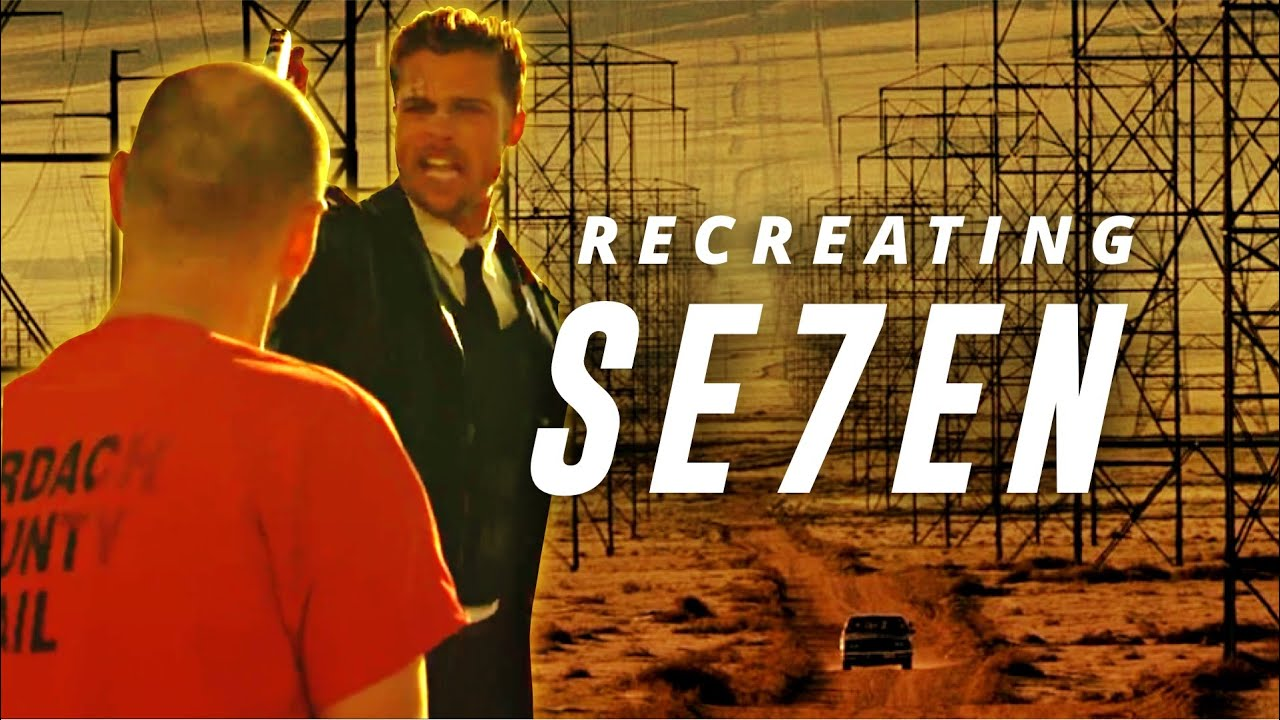 What's in the Box??:  Recreating Se7en's Climax for $400