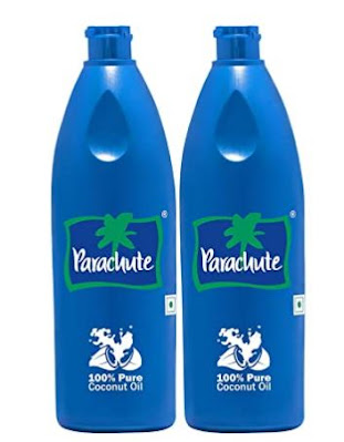 Parachute Coconut Oil 600ml Pack of 2