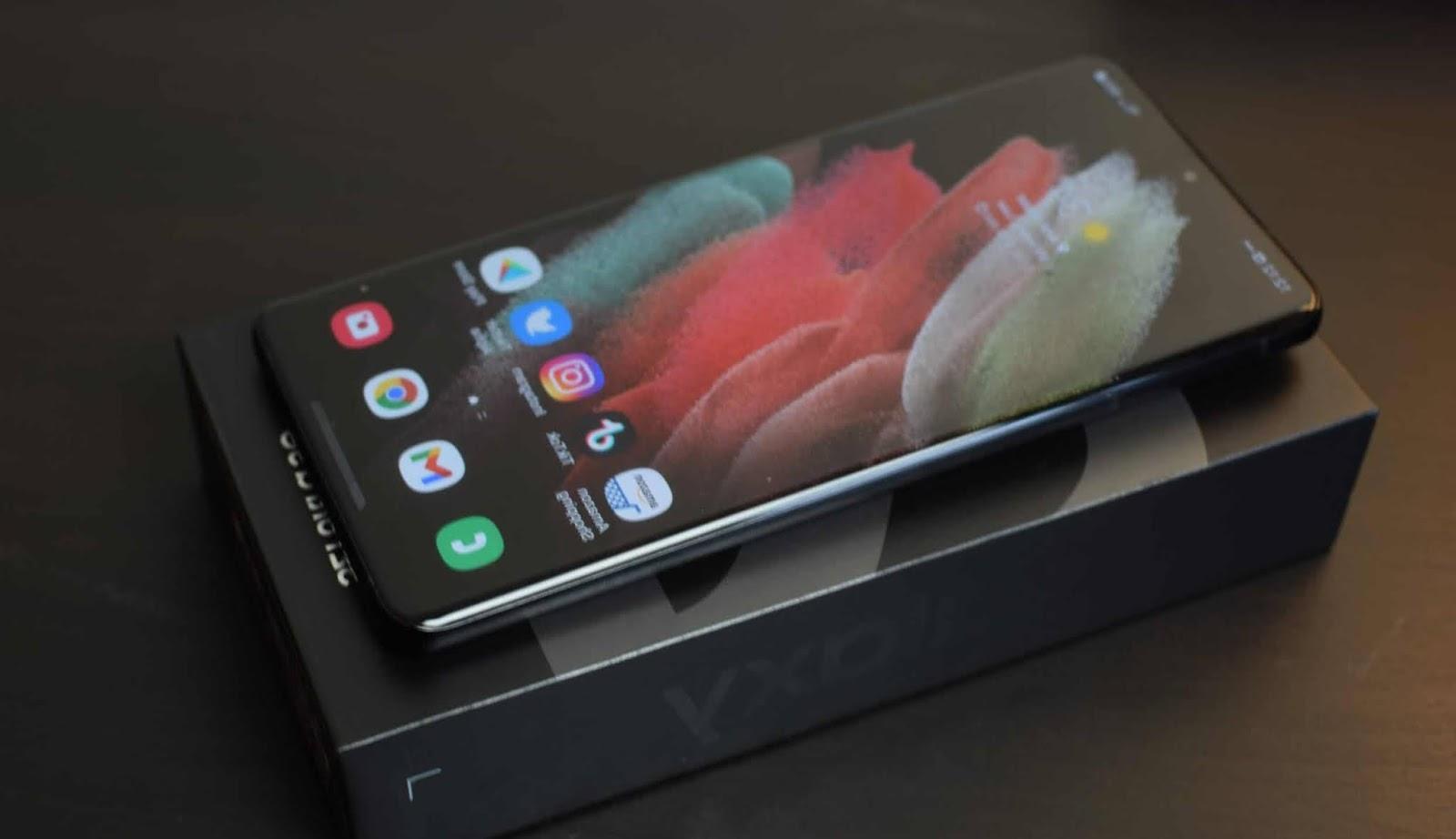 Samsung Galaxy S21-MasBasyir.Com