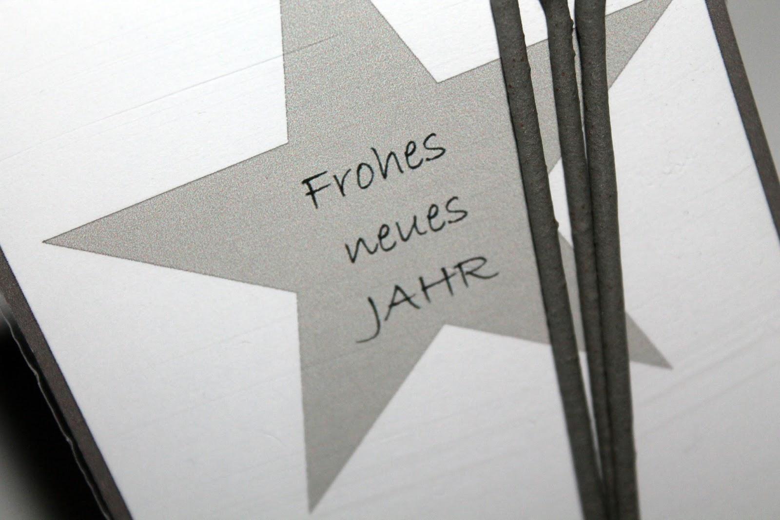 DIY, Basteln: Silvestergeschenk, Mitbringsel, Wunscherfüller Wunderkerzen mit Free Printable in Geschenkidee und Wohndekoration - DIYCarinchen