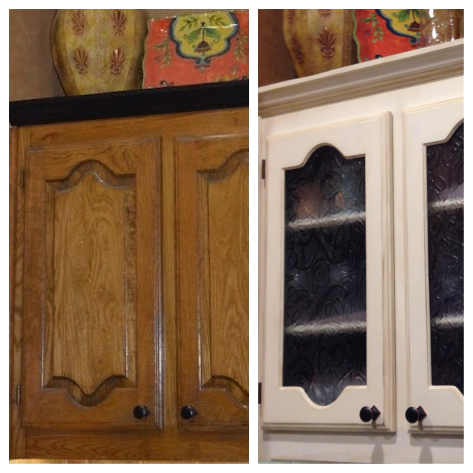 Convert Kitchen Cabinet Doors Glass Inserts: Life Begins At Forty Something