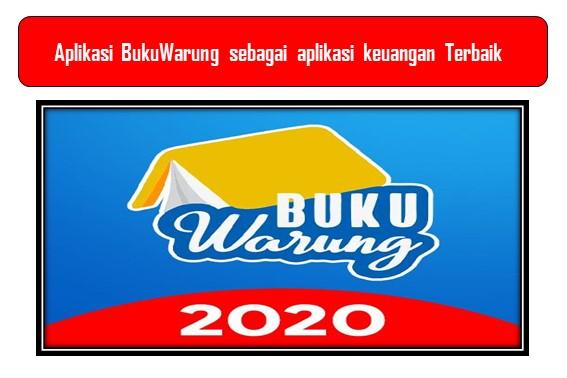 Logo Aplikasi BukuWarung Terbaru