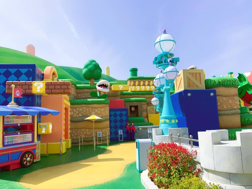 Universal Studios Japan - Super Nintendo World