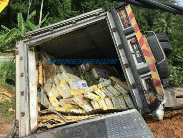 Polis Nafi 'Curi' Daging Beku, Buru Individu Sebar Fitnah