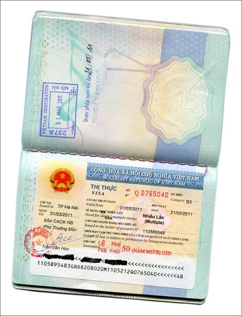 Xin visa Nam Phi ở đâu