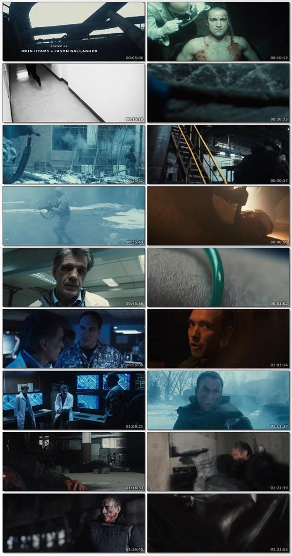 Download Universal Soldier: Regeneration 2009 Dual Audio ORG Hindi 480p BluRay 300MB movie
