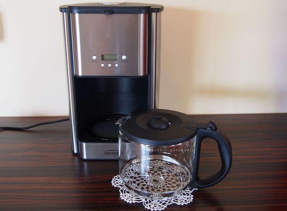 Przelewowy ekspres do kawy intermarche